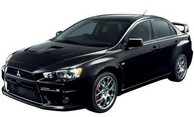 Coche ideal / coche realista / tu coche Mitsubishi+lancer