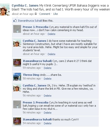 funny things to say on facebook status. Well, needless to say,
