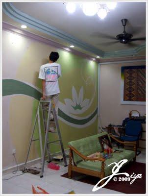 Cat Dinding Rumah Idaman | Joy Studio Design Gallery - Best Design