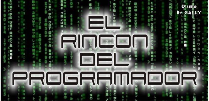El Rincón Del Programador