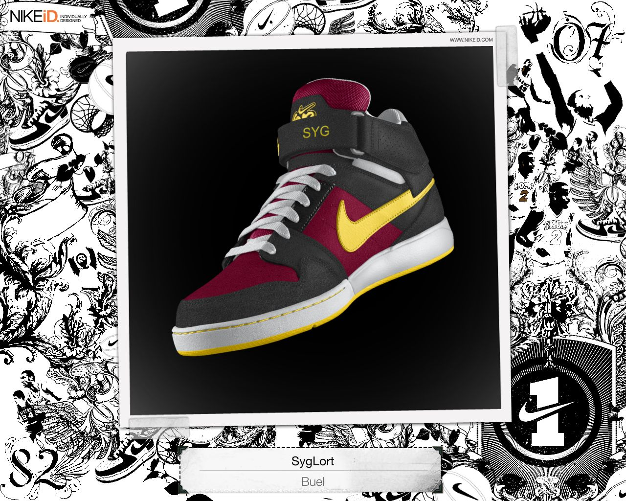 Limited Edition Gunmetal Nike Dunks