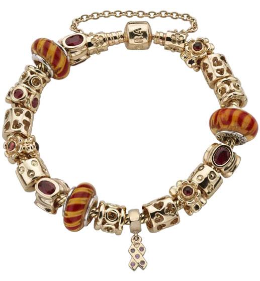 Celebrity Pandora Bracelets