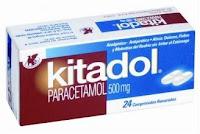 el kitadol que es un paracetamol sirve para quitar el dolor de las ...