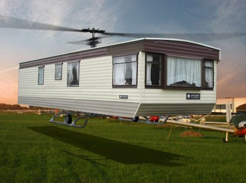 Mobile Home House