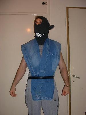 classic sub zero costume. Sub zero costume images