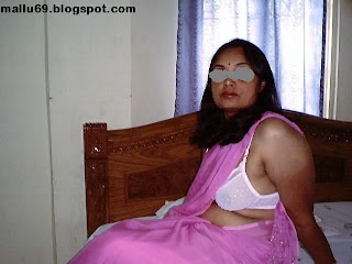 Hot Kannada Aunty In Saree Part-2