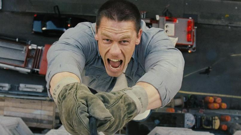 new images of john cena. John Cena will be starring in