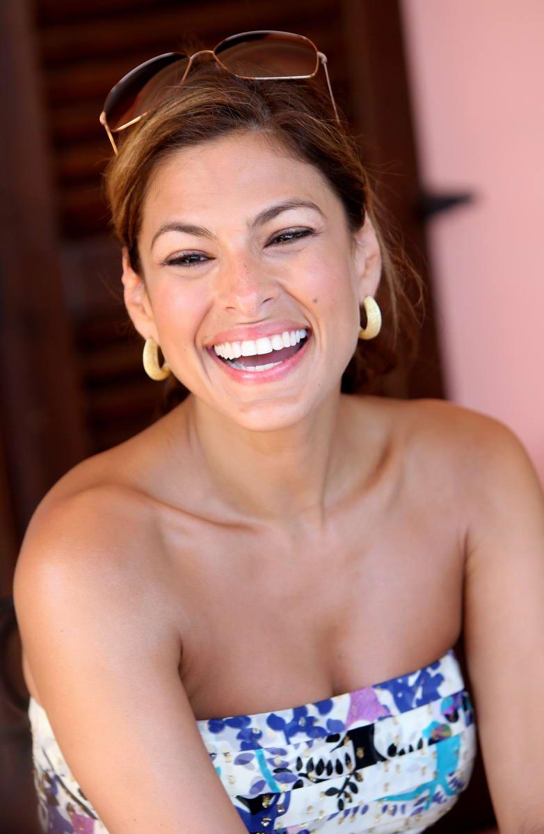 Eva Mendes Reebok Ambassador