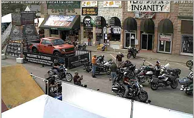 ... Sturgis has a motorcycle museum with an AMA Women in Motorcycling ...