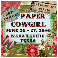 Paper Cowgirl &#39;09 Instructor