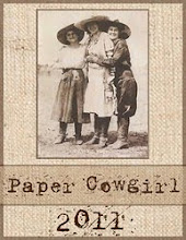 Paper Cowgirl &#39;11 Instructor