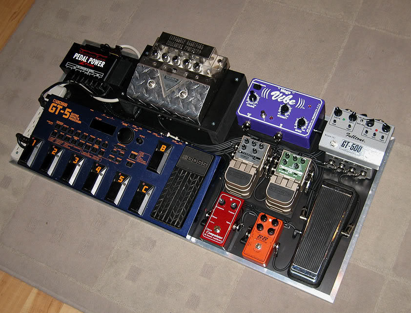 Paul Jackson Jr. Gear