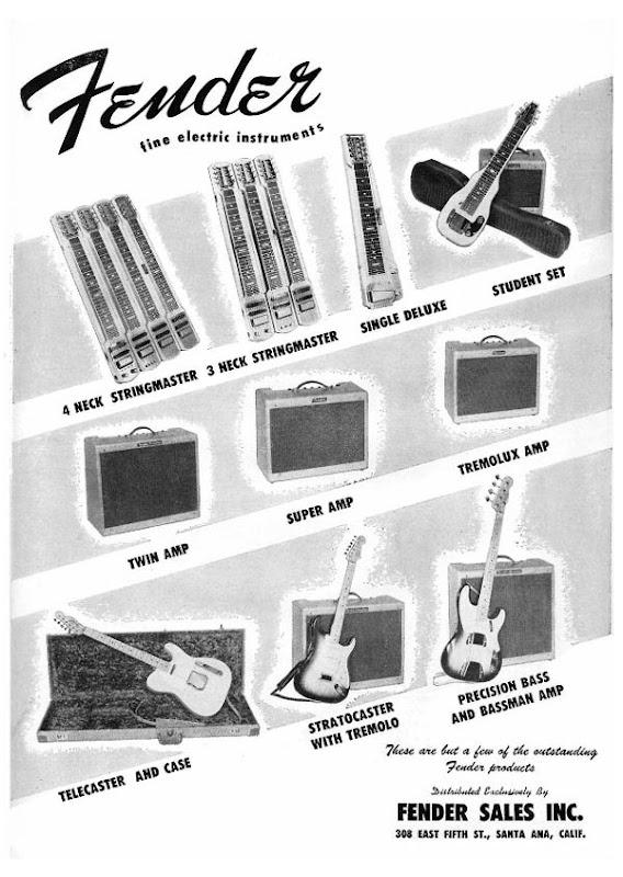 Fender 1955