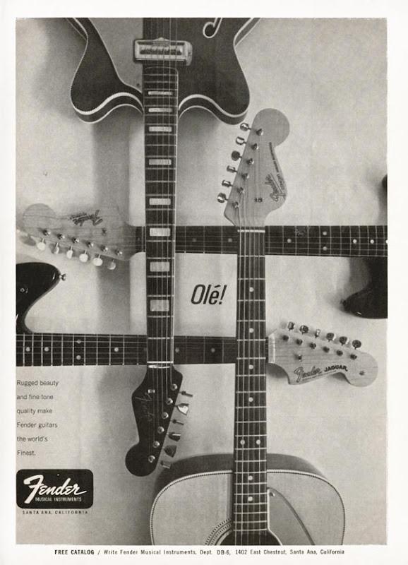 Fender 1966