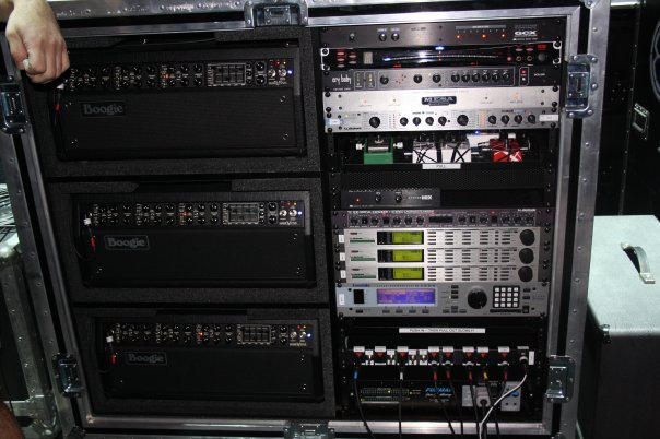John Petrucci 2009