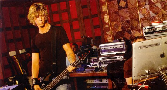 Duff McKagans Equipment