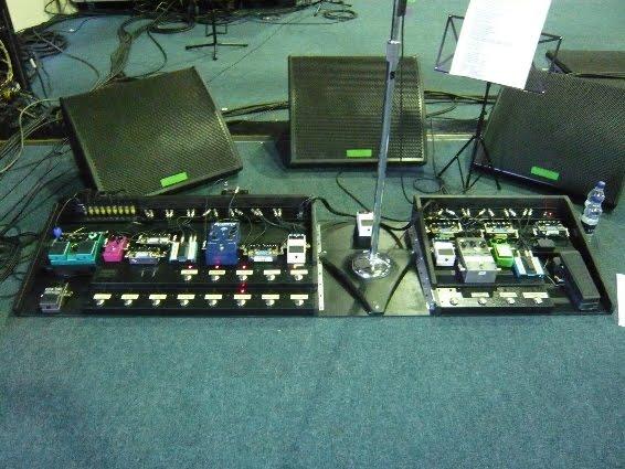 Oasis Guitar Rig