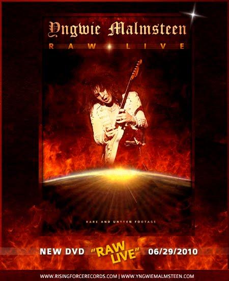 yngwie Malmsteen Raw Live