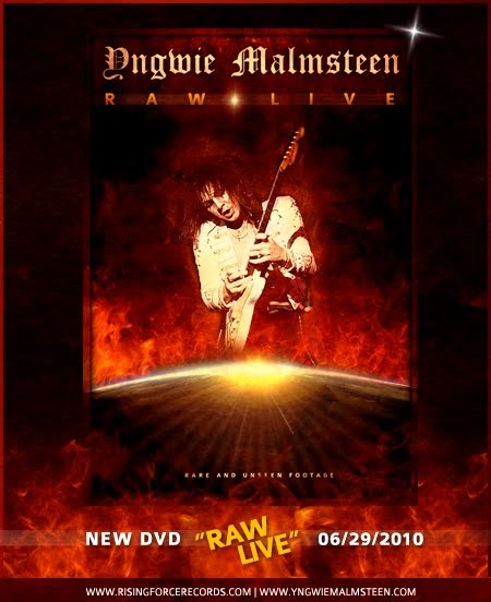 Yngwie Malmsteen Releasing New Dvd Raw additionally Item furthermore Bap Attacks New York City On The First Stop Of Their Live On Earth 2014 Tour in addition Personal together with  on rarely seen footage s a look behind the scenes