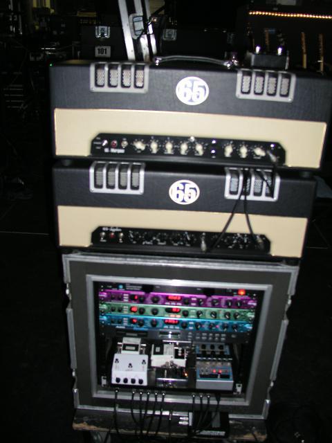 Peter Stroud Guitar Setup