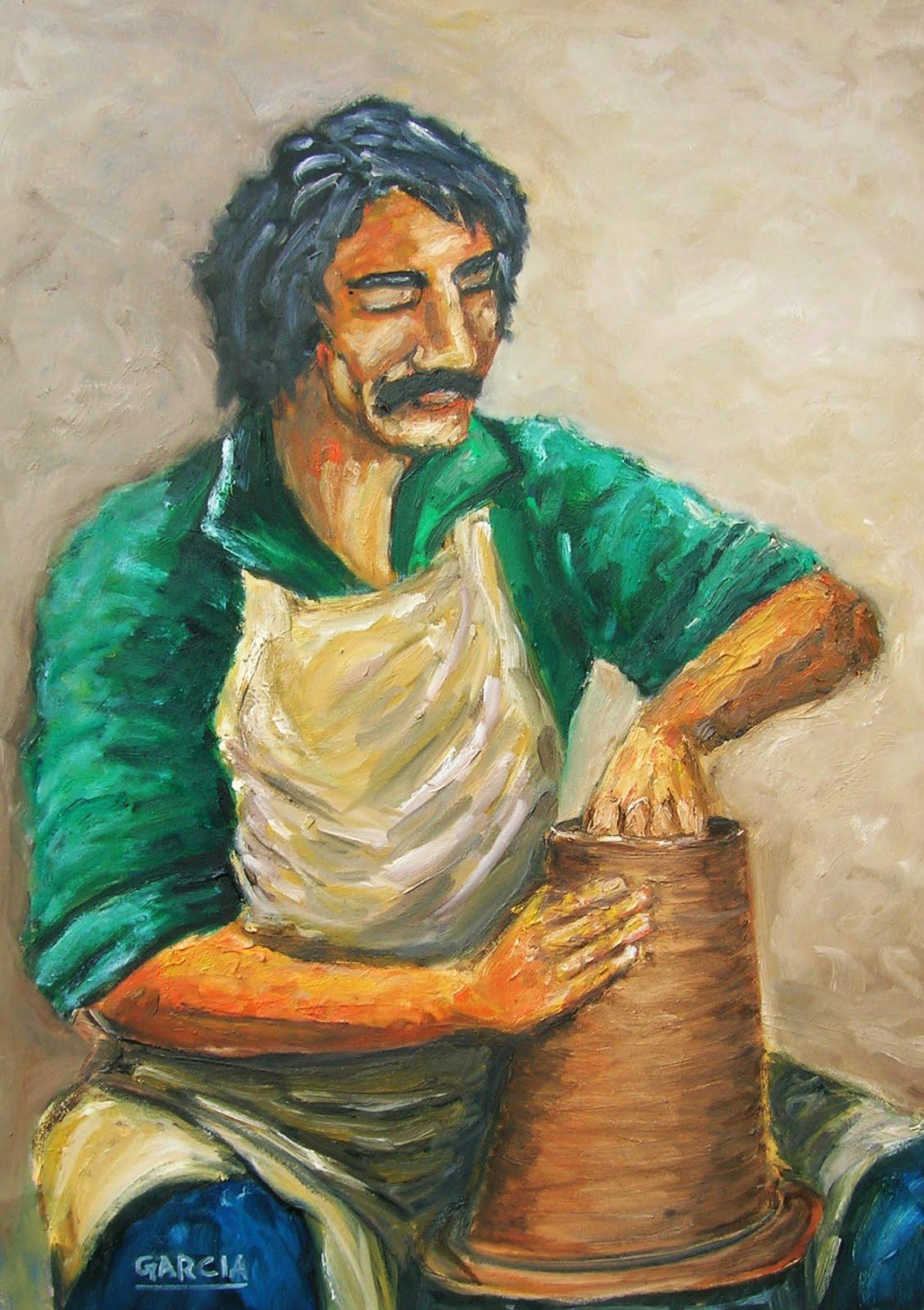Resultado de imagen de pintura HOMBRE