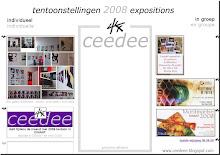 tentoonstellingen 2008