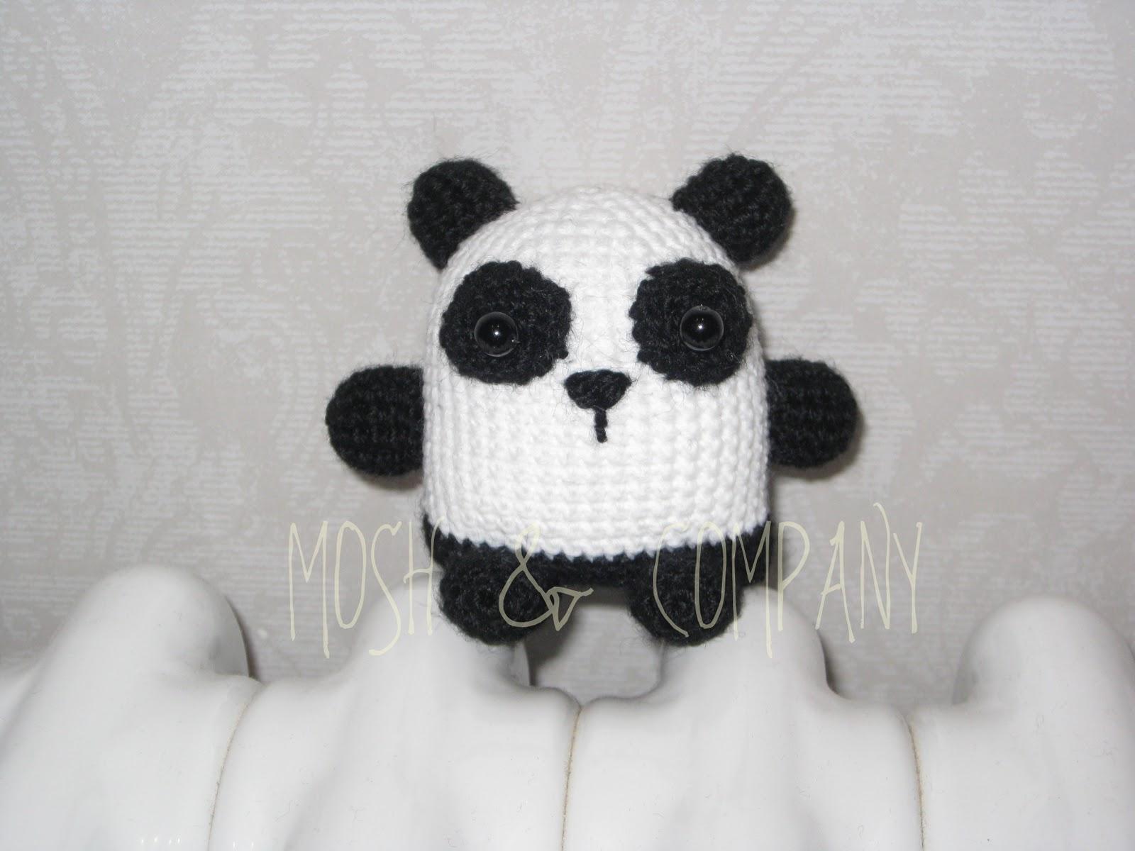 MOSH & COMPANY: Oso panda