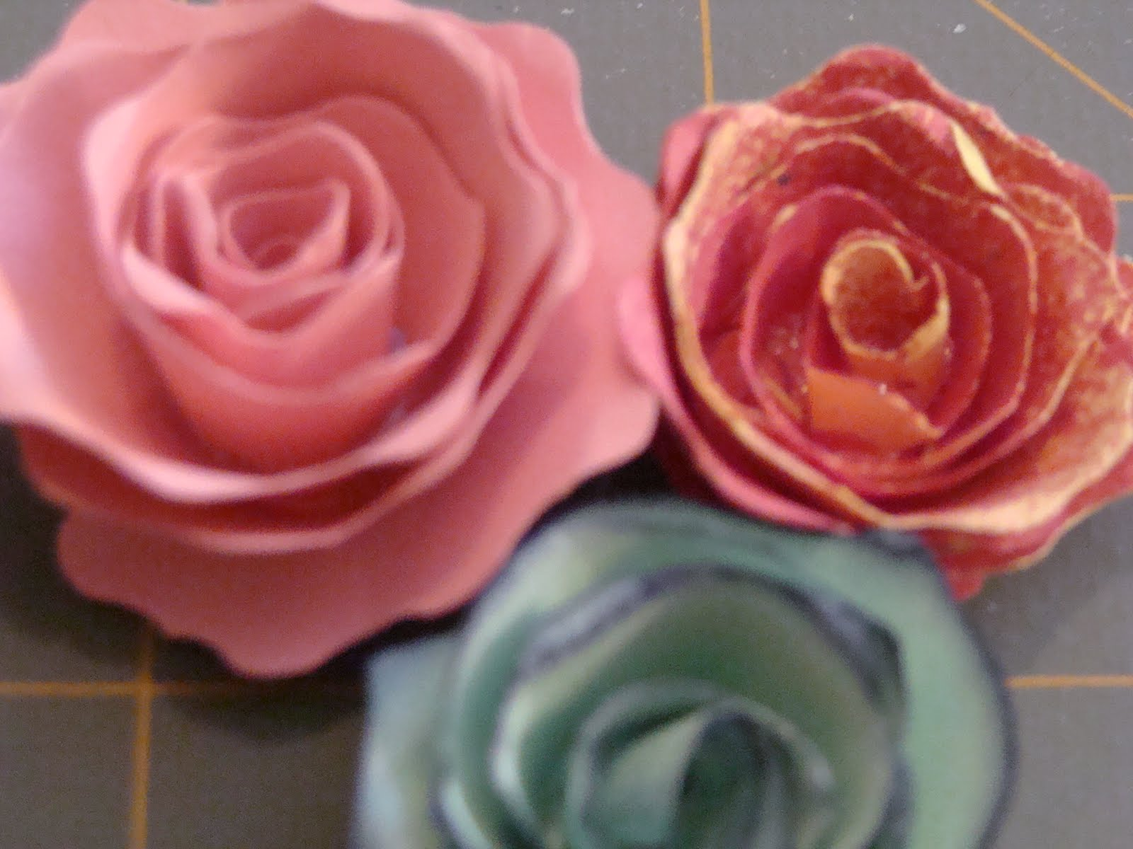The Crafty Mosquito How To Make Paper Flowers