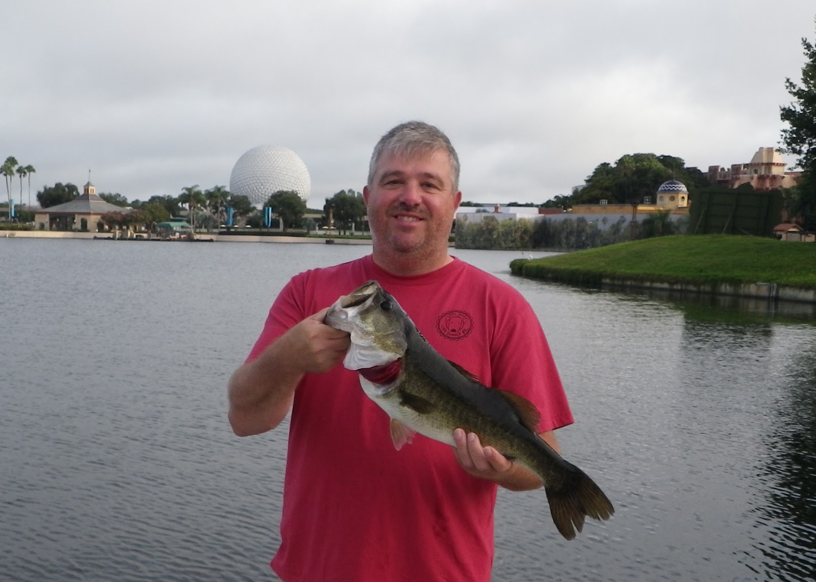 the jersey angler bass fishing at walt disney world