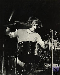Keith Moon Drumming