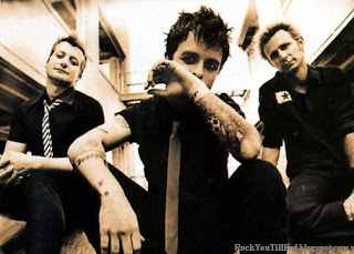 Green Day New Pic