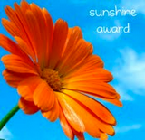 Sunshine Award from Farmlass