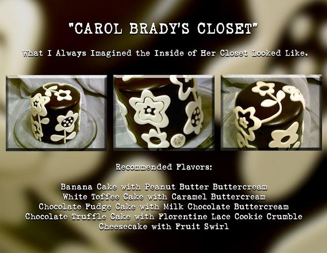 Carol Brady's Closet