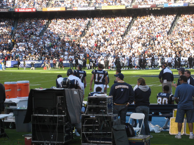 Raiders vs. San Diego