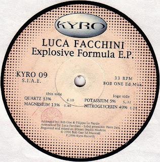 Luca Facchini - Explosive Formula E.P.