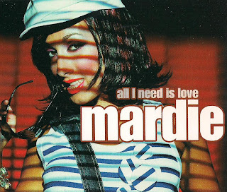 Mardie - All I Need Is Love