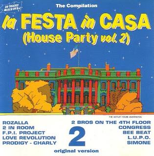 Various - La Festa In Casa (House Party Vol. 2)