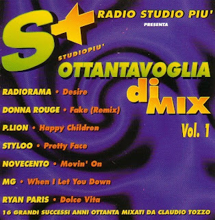 Various - '80 Voglia Di Mix Vol.1