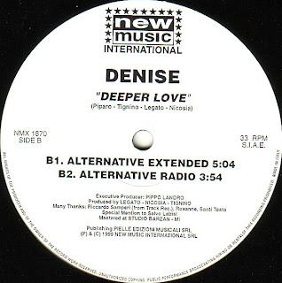 Denise - Deeper Love