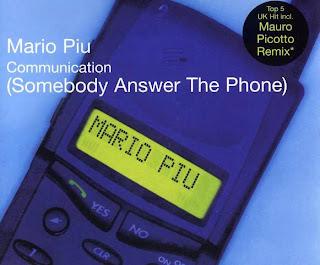 Mario Pi - Communication (Somebody Answer The Phone)