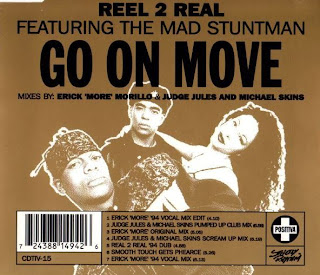 Reel 2 Real Feat. The Mad Stuntman - Go On Move