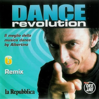Albertino - Dance Revolution - Remix