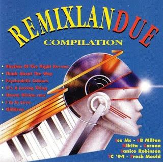 Various - Remixlandue Compilation