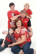 Thomas Family 2008