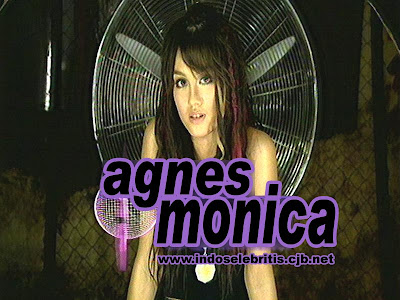 Agnes Monica on Agnes Monica