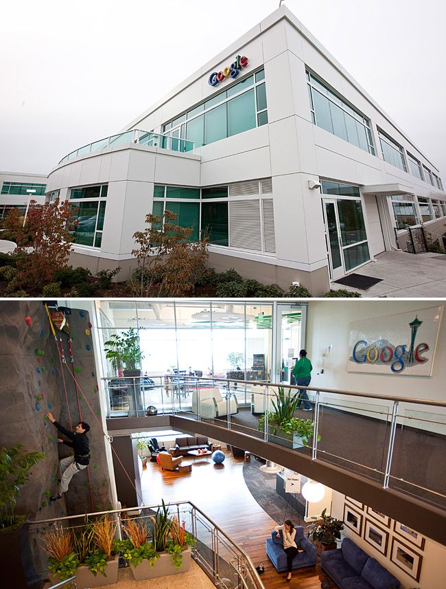 Pejabat Google, Kirkland, Washington