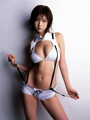 Nude Public Model Cewe Jepang Yang Seksi