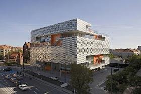 Bikuben Student Residence, University of Copenhagen