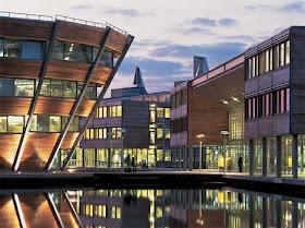 Jubilee Campus, University of Nottingham