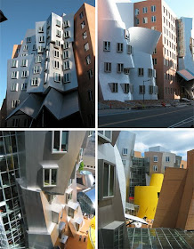 Gehry-Designed Stata Center at MIT